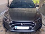 Hyundai Elantra 2018 года за 7 000 000 тг. в Шымкент