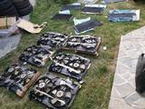 Диффузор и радиаторы Lexus rx300, Harrier за 70 000 тг. в Алматы – фото 5