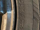 Комплект дисков с резиной Pajero за 150 000 тг. в Алматы – фото 2