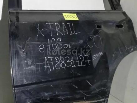Задняя левая дверь ниссан икс трэйл т31 за 34 000 тг. в Нур-Султан (Астана)