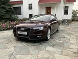 Audi A5 2015 года за 12 300 000 тг. в Алматы
