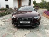 Audi A5 2015 года за 12 300 000 тг. в Алматы – фото 2