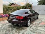 Audi A5 2015 года за 12 300 000 тг. в Алматы – фото 5