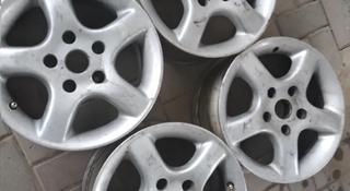 R15 5x120 ET 35 J7 диски на BMW E36 E46 оригинальные за 30 000 тг. в Алматы
