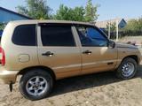 Chevrolet Niva 2005 года за 1 300 000 тг. в Уральск