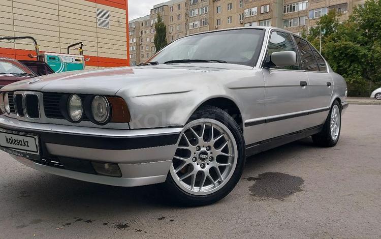 BMW 520 1991 года за 1 800 000 тг. в Актобе
