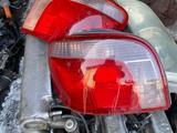 Задний фонари Toyota Vitz p1 (1999-2005) за 15 000 тг. в Алматы – фото 2