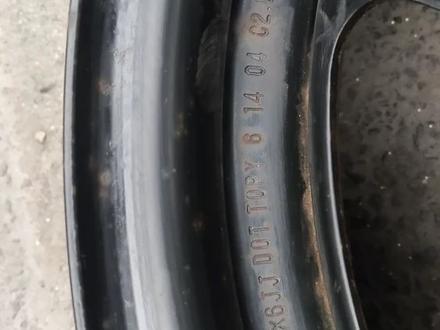 Диски от Mitsubishi R16 за 35 000 тг. в Алматы – фото 8