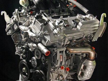 Двигатель на Lexus за 203 000 тг. в Алматы – фото 3