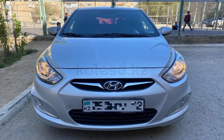 Hyundai Accent 2013 года за 3 550 000 тг. в Жанаозен