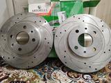 Тормозные диски гранта, приора за 20 000 тг. в Алматы