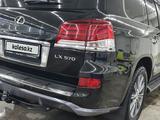 Lexus LX 570 2013 года за 23 600 000 тг. в Петропавловск – фото 4