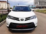 Toyota RAV 4 2015 года за 9 400 000 тг. в Нур-Султан (Астана)