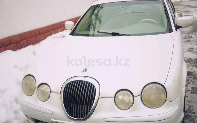 Jaguar S-Type 2001 года за 1 500 000 тг. в Алматы