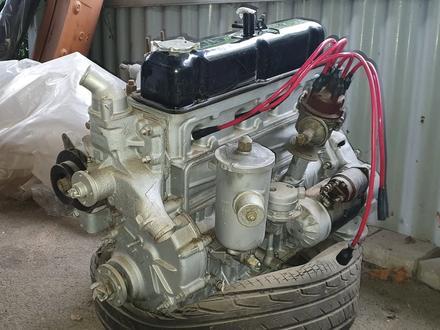 Двигатель газ 24 за 350 000 тг. в Алматы