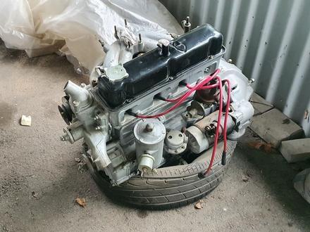 Двигатель газ 24 за 350 000 тг. в Алматы – фото 2