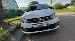 Volkswagen Polo 2015 года за 4 150 000 тг. в Петропавловск