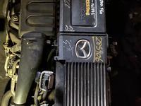 Mazda Demio Двигатель перевозной японский за 111 тг. в Алматы