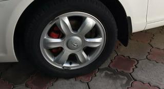 5 титановых дисков + летняя резина 5шт, зимняя резина 4шт за 110 000 тг. в Алматы