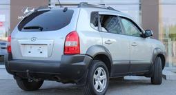Hyundai Tucson 2008 года за 3 290 000 тг. в Павлодар – фото 4