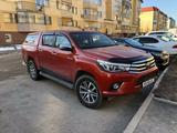 Toyota Hilux 2016 года за 12 700 000 тг. в Уральск