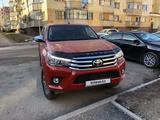 Toyota Hilux 2016 года за 12 900 000 тг. в Уральск – фото 2