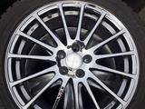 Диски комплект, R17 Bridgestone 5x100 из Японии за 190 000 тг. в Алматы