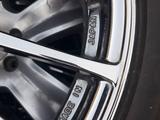 Диски комплект, R17 Bridgestone 5x100 из Японии за 190 000 тг. в Алматы – фото 3