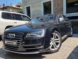 Audi S8 2012 года за 25 000 000 тг. в Алматы – фото 2