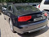 Audi S8 2012 года за 25 000 000 тг. в Алматы – фото 5