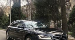 Audi A8 2014 года за 15 000 000 тг. в Алматы – фото 5