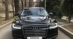 Audi A8 2014 года за 15 000 000 тг. в Алматы