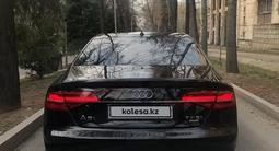 Audi A8 2014 года за 15 000 000 тг. в Алматы – фото 2