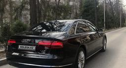 Audi A8 2014 года за 15 000 000 тг. в Алматы – фото 3