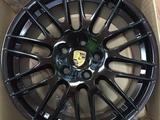 Диски на Porsche Panamera Porsche Cayenne Macan за 300 000 тг. в Нур-Султан (Астана) – фото 4