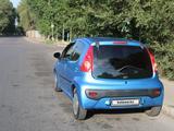 Peugeot 107 2007 года за 2 500 000 тг. в Алматы – фото 5