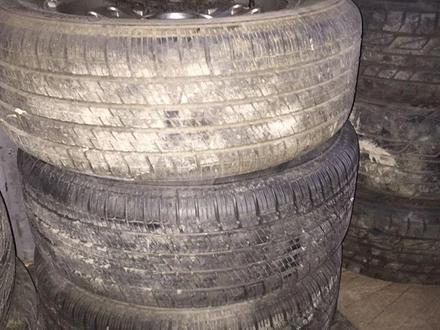 Диски с резиной bmw e39 225/55/16 за 150 000 тг. в Павлодар – фото 3