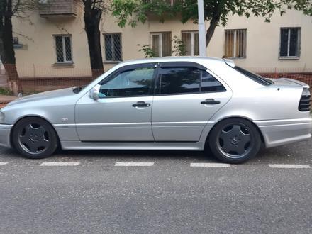 Mercedes-Benz C 280 1996 года за 3 100 000 тг. в Алматы – фото 4