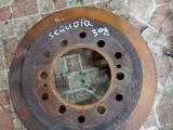 Диски тормозные задние на Toyota Sequoia Тойота Секвоя, 2001-2008, оригинал за 20 000 тг. в Алматы