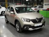 Renault Logan Stepway Life 2020 года за 7 141 440 тг. в Алматы