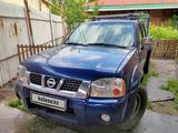Nissan Navara 2002 года за 2 800 000 тг. в Алматы – фото 2