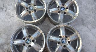Легкосплавные диски на BMW 5 е39 (Германия R15 5*120 ЦО74.1 6.5J за 55 000 тг. в Нур-Султан (Астана)