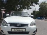ВАЗ (Lada) Priora 2170 (седан) 2013 года за 2 000 000 тг. в Шымкент – фото 3
