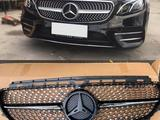 Решетка радиатора Diamond на Mercedes Benz W213 2016 + Производство… за 100 000 тг. в Алматы – фото 2