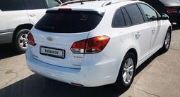 Chevrolet Cruze 2013 года за 4 300 000 тг. в Актау – фото 5
