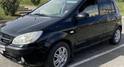 Hyundai Getz 2008 года за 2 550 000 тг. в Шымкент – фото 4