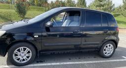 Hyundai Getz 2008 года за 2 550 000 тг. в Шымкент – фото 5