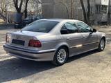 BMW 528 1996 года за 1 800 000 тг. в Алматы