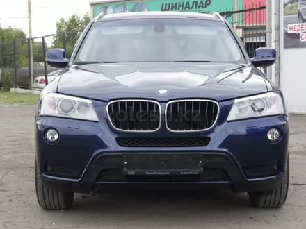 BMW X3 2012 года за 8 000 000 тг. в Караганда – фото 3