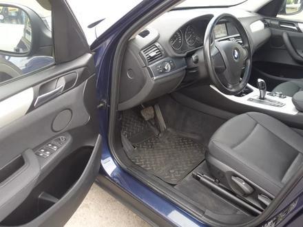 BMW X3 2012 года за 8 000 000 тг. в Караганда – фото 10